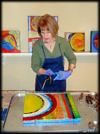 Patricia Kilburg - Encaustic Art